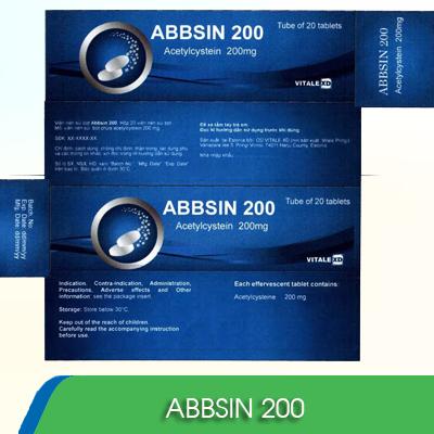 ABBSIN 200