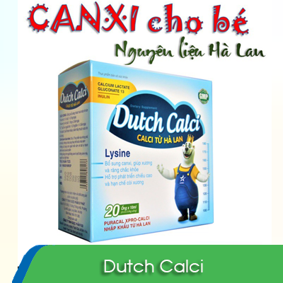 Dutch Calci