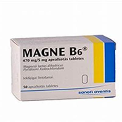 Magnesium- B6