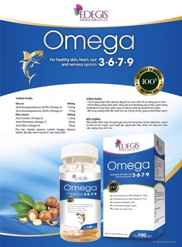 Omega 3-6-7-9