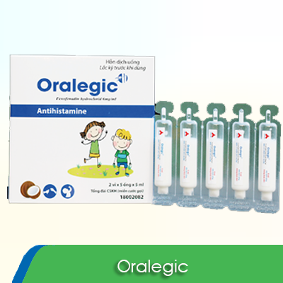 Oralegic
