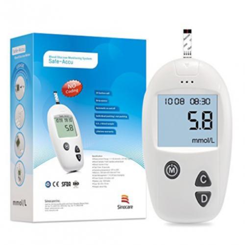 Máy đo đường huyết Safe – Accu