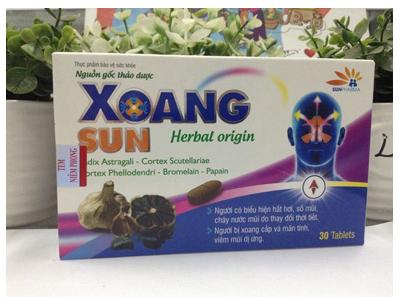 Xoang Sun