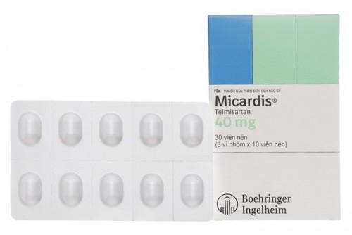 Micardis 40mg H/30 viên