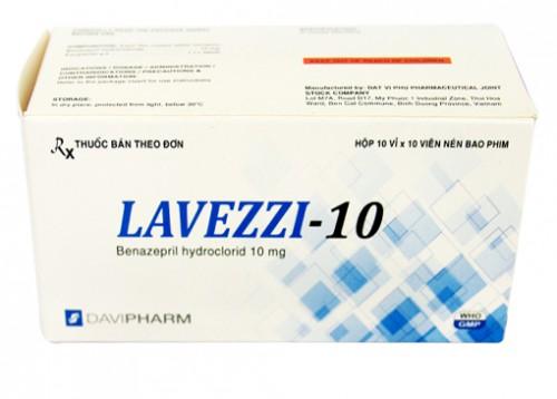 LAVEZZI - 10