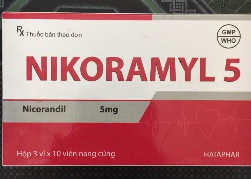 Nikoramyl H/30v